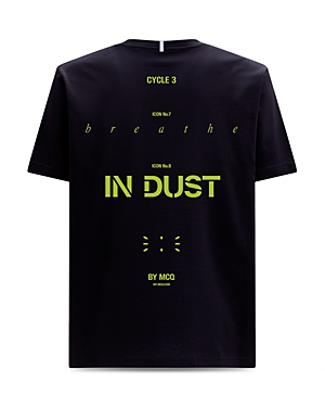 In Dust Cotton Graphic Tee