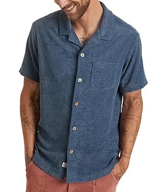 Terry Out Regular Fit Resort Shirt
