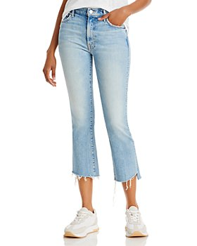 MOTHER - The Insider Crop Jeans in I Confess