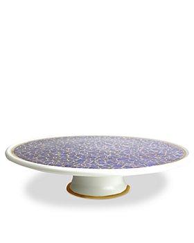 Michael Wainwright - Amalfi Blue Cake Stand