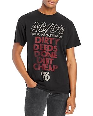 Ac/Dc Dirty Deeds Graphic Tee