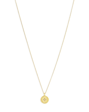Modern Relic Medallion Necklace