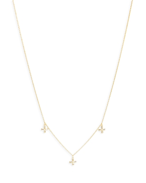 Modern Relic Cross Necklace