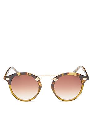 Unisex St Louis Round Sunglasses