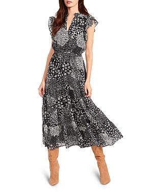Mix Degrees Midi Dress