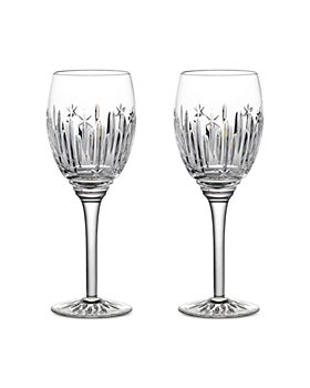 Waterford - Winter Wonders Midnight Frost Wine Glass, Set of 2
