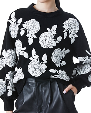 Carwen Floral Sweater