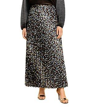 Marina Rinaldi - Clarissa Pleated Maxi Skirt