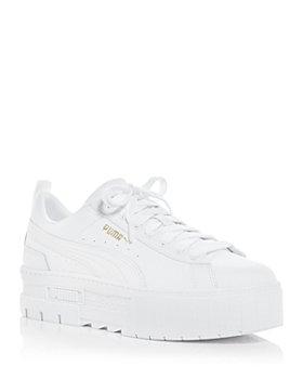 PUMA - Women's Mayze Classic Platform Low Top Sneakers