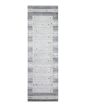 """Bashian - Terrain Runner Area Rug, 2'6"""" x 10'"""