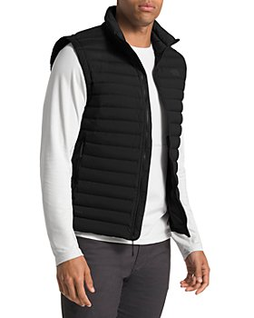 The North Face® - Nylon Stretch Packable Quilted Down Vest