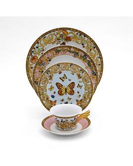 Versace - Versace Butterfly Garden Bread & Butter Plate