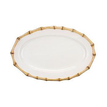 """Juliska - Classic Bamboo 16"""" Platter"""