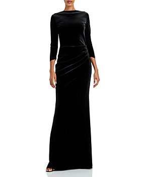Chiara Boni La Petite Robe - Klaida Velvet Gown
