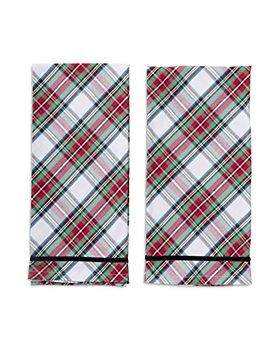 Juliska - Stewart Tartan Kitchen Towel, Set of 2