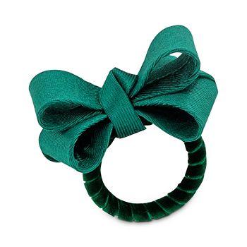 Juliska - Tuxedo Evergreen Napkin Ring
