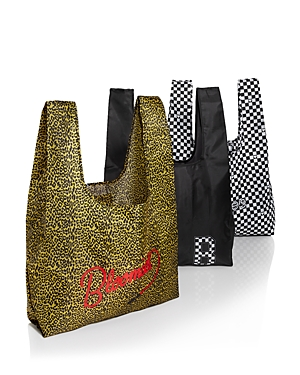 Bloomie's Foldable Tote Set