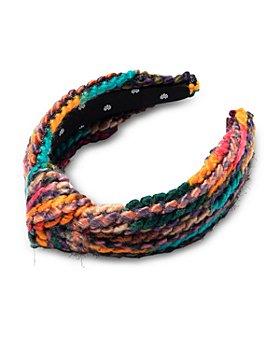 Lele Sadoughi - Knotted Sweater Headband
