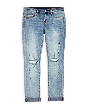 BLANKNYC - Girls' Madison High Rise Cropped Jeans - Big Kid