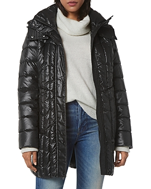 Hydra Hooded Packable Puffer Coat