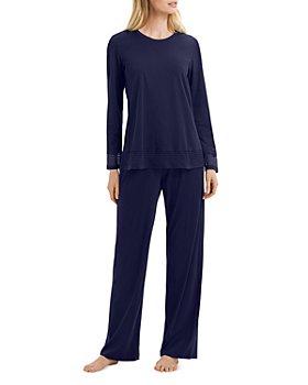 Hanro - Ira Cotton Pajama Set