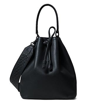 Iconic Leather Bucket Bag