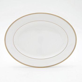 """Vera Wang - For Wedgwood Grosgrain Platter, 13"""""""