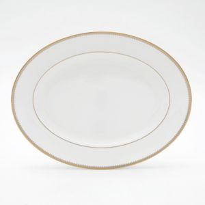 Vera Wang Wedgwood Grosgrain Platter, 13