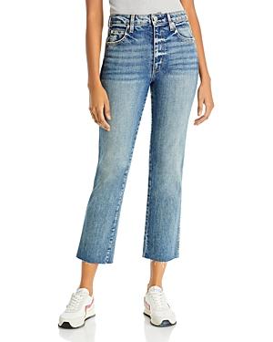 Chloe Cropped Jeans In Kismet