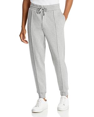Bally Melange Cotton Fleece Slim Fit Tracksuit Pants