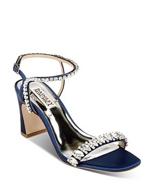 Women's Marilee Embellished Mid Heel Sandals