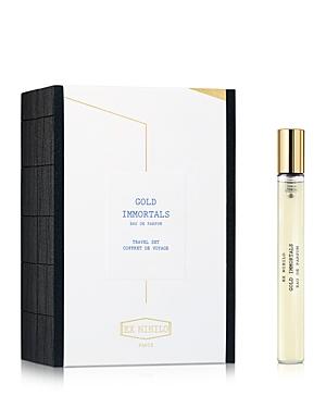 Gold Immortals Eau de Parfum Travel Set