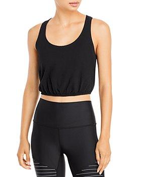 Alo Yoga - Cool Breeze Cotton Tank Top