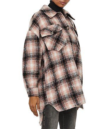 Vero Moda - Luna Plaid Jacket