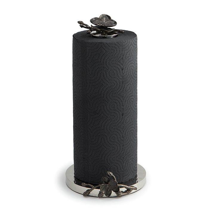"Michael Aram - ""Black Orchid"" Towel Holder"