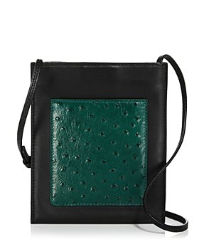 STAUD - Eve Leather Phone Crossbody