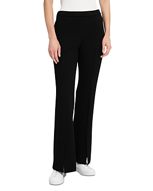 Theory Demitria Slit Front Pull On Pants