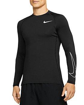 Nike - Slim Fit Dri FIT Long Sleeve Tee