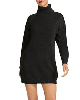 BB DAKOTA - Little Wing Mini Sweater Dress