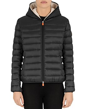 Save The Duck - Gwen Quilted Hooded Jacket