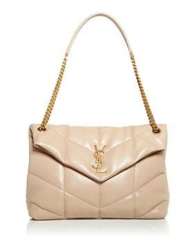 Saint Laurent - Puffer Medium Quilted Leather Shoulder Bag