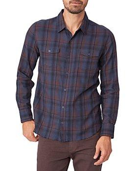 PAIGE - Everett Plaid Shirt