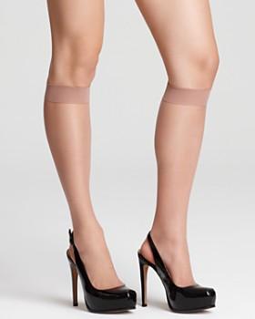 DKNY - Nude Knee Highs