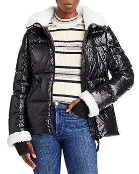 AQUA - Callie Down Puffer Jacket - 100% Exclusive