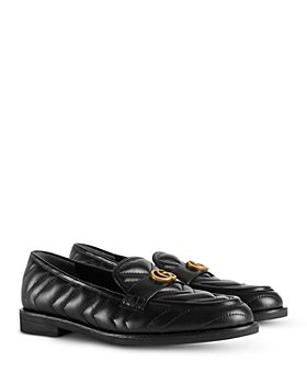 Gucci - Women's Quilted Slip On Flats