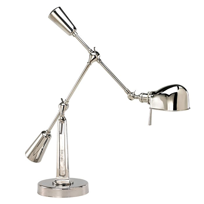 "Ralph Lauren - ""RL '67 Boom Arm"" Desk/Table Lamp by Ralph Lauren Home"