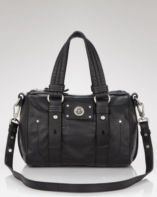 Marc by Marc Jacobs Turnlock Shifty Handbag Leather