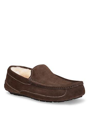 0ef509ee7 UGG® Australia Men's Ascot Slippers | Bloomingdale's