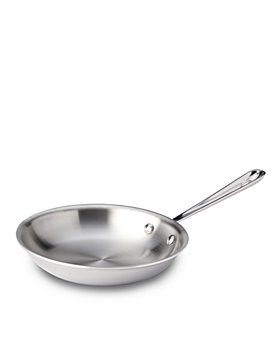 """All-Clad - Stainless Steel 8"""" Fry Pan"""