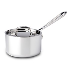 All Clad Stainless Steel 1.5 Quart Sauce Pan with Lid - Bloomingdale's_0